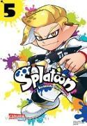 Cover-Bild zu Hinodeya, Sankichi: Splatoon 5