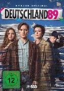 Cover-Bild zu Randa Chahoud (Reg.): Deutschland 89