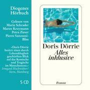 Cover-Bild zu Dörrie, Doris: Alles inklusive