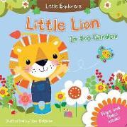 Cover-Bild zu Ackland, Nick: Little Lion in the Garden