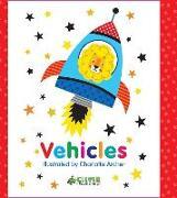 Cover-Bild zu Ackland, Nick: Vehicles