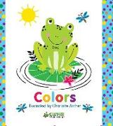 Cover-Bild zu Ackland, Nick: Colors