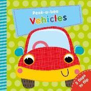Cover-Bild zu Ackland, Nick: Vehicles: 5 Flaps to Flip!