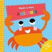 Cover-Bild zu Ackland, Nick: Animals: 5 Flaps to Flip!