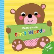 Cover-Bild zu Ackland, Nick: First Words: 5 Flaps to Flip!