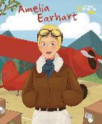 Cover-Bild zu Nick Ackland: Total Genial! Amelia Earhart
