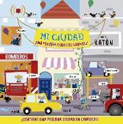 Cover-Bild zu Ackland, Nick: Mi Ciudad (Desplegable-3d)