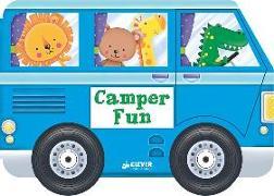 Cover-Bild zu Ackland, Nick: Camper Fun