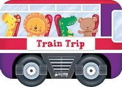 Cover-Bild zu Ackland, Nick: Train Trip