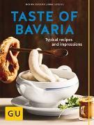 Cover-Bild zu Schuster, Monika: Taste of Bavaria