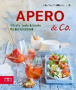Cover-Bild zu Schinharl, Cornelia: Apero & Co (eBook)