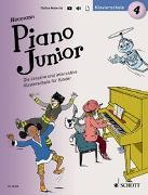 Cover-Bild zu Heumann, Hans-Günter: Piano Junior: Klavierschule 4