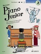 Cover-Bild zu Heumann, Hans-Günter: Piano Junior: Klavierschule 3