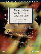 Cover-Bild zu Heumann, Hans-Günter (Hrsg.): Eine kleine Nachtmusik (eBook)