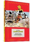 Cover-Bild zu De Maris, Merrill: Walt Disney's Mickey Mouse: The Greatest Adventures