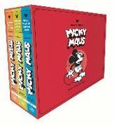 Cover-Bild zu Gottfredson, Floyd: Floyd Gottfredson Library - Micky Maus im Tal des Todes