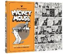 Cover-Bild zu Floyd Gottfredson: Walt Disney's Mickey Mouse Vol. 4