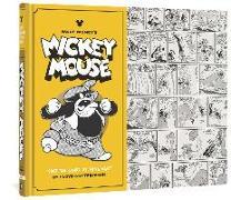Cover-Bild zu Floyd Gottfredson: Walt Disney's Mickey Mouse Vol. 6