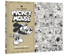 Cover-Bild zu Floyd Gottfredson: Walt Disney's Mickey Mouse Vol. 7