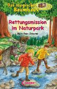 Cover-Bild zu Pope Osborne, Mary: Das magische Baumhaus (Band 59) - Rettungsmission im Naturpark