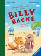 Cover-Bild zu Orths, Markus: Orths, Das gr. Buch von Billy Backe
