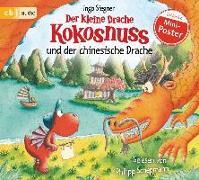 Cover-Bild zu Siegner, Ingo: Der kleine Drache Kokosnuss und der chinesische Drache