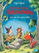 Cover-Bild zu Siegner, Ingo: Der kleine Drache Kokosnuss und der Zauberschüler