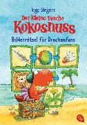 Cover-Bild zu Siegner, Ingo: Der kleine Drache Kokosnuss - Bilderrätsel für Drachenfans