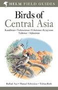 Cover-Bild zu Birds of Central Asia (eBook) von Ayé, Raffael