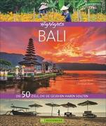 Cover-Bild zu Blank, Stefan: Highlights Bali
