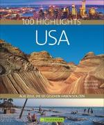 Cover-Bild zu Heeb, Christian: 100 Highlights USA