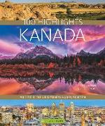Cover-Bild zu Heeb, Christian: 100 Highlights Kanada