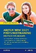 Cover-Bild zu Gebauer, Ralf: Königs Abi-Trainer: Abitur NRW 2021 Prüfungstraining Deutsch Grundkurs