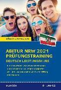 Cover-Bild zu Gebauer, Ralf: Königs Abi-Trainer: Abitur NRW 2021 Prüfungstraining Deutsch Leistungskurs