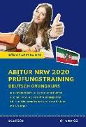 Cover-Bild zu Gebauer, Ralf: Abitur Nordrhein-Westfalen 2020 Prüfungstraining - Deutsch Grundkurs