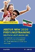 Cover-Bild zu Gebauer, Ralf: Abitur Nordrhein-Westfalen 2020 Prüfungstraining - Deutsch Leistungskurs