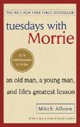 Cover-Bild zu Tuesdays With Morrie (eBook) von Albom, Mitch