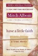 Cover-Bild zu Have a Little Faith (eBook) von Albom, Mitch