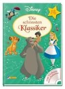 Cover-Bild zu Disney Enterprises, Inc. (Hrsg.): Disney Klassiker: Die schönsten Klassiker mit CD
