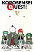 Cover-Bild zu Matsui, Yusei: Korosensei Quest! 5
