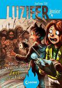 Cover-Bild zu Till, Jochen: Luzifer junior (Band 10) - Die verrückte Zeitmaschine