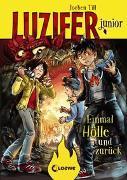 Cover-Bild zu Till, Jochen: Luzifer junior (Band 3) - Einmal Hölle und zurück