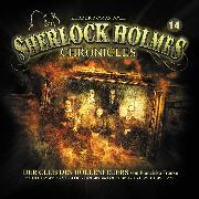 Cover-Bild zu Franke, Franziska: Sherlock Holmes Chronicles, Folge 14: Der Club des Höllenfeuers (Audio Download)