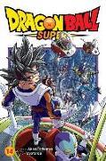 Cover-Bild zu Akira Toriyama: Dragon Ball Super, Vol. 14