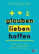 Cover-Bild zu Werner, Simon (Hrsg.): glauben <pipe> lieben <pipe> hoffen (eBook)