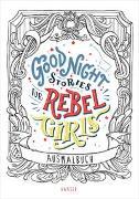 Cover-Bild zu Favilli, Elena: Good Night Stories for Rebel Girls - Ausmalbuch