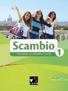 Cover-Bild zu Banzhaf, Michaela: Scambio A. Schülerband 1