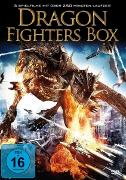 Cover-Bild zu Treat Williams (Schausp.): Dragon Fighters Box