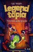 Cover-Bild zu Bacon, Lee: Legendtopia - Verschwörung der Schatten (eBook)