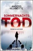 Cover-Bild zu De La Motte, Anders: Sommernachtstod (eBook)